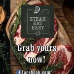 brian rodriguez virtual professional video ad thumb steak eat easy